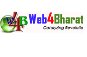 Web4bharat Log