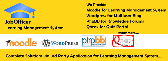 Moodle Learning Campus Management Software, University ERP, School