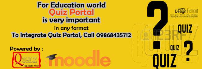 Online Quiz Portal [qozax com] Campus Management Software